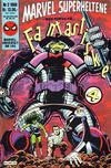 Cover for Marvel Superheltene (Semic, 1987 series) #2/1988