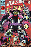 Cover for Marvel Superheltene (Semic, 1987 series) #2/1988