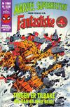 Cover for Marvel Superheltene (Semic, 1987 series) #1/1989