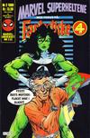 Cover for Marvel Superheltene (Semic, 1987 series) #2/1989