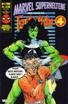 Cover for Marvel Superheltene (Semic, 1987 series) #2/1989