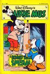 Cover for Mikke Mus (Hjemmet / Egmont, 1980 series) #7/1980