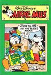 Cover for Mikke Mus (Hjemmet / Egmont, 1980 series) #8/1980