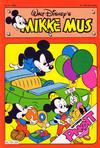 Cover for Mikke Mus (Hjemmet / Egmont, 1980 series) #9/1980