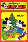 Cover for Mikke Mus (Hjemmet / Egmont, 1980 series) #12/1980