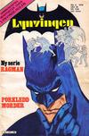 Cover for Lynvingen (Semic, 1977 series) #6/1978