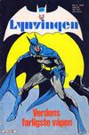 Cover for Lynvingen (Semic, 1977 series) #5/1978