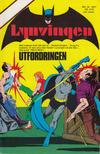 Cover for Lynvingen (Semic, 1977 series) #10/1977