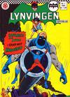 Cover for Lynvingen (Serieforlaget / Se-Bladene / Stabenfeldt, 1966 series) #1/1969