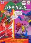 Cover for Lynvingen (Serieforlaget / Se-Bladene / Stabenfeldt, 1966 series) #11/1968