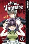 Cover for Chibi Vampire (Tokyopop, 2006 series) #4