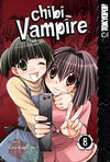 Cover for Chibi Vampire (Tokyopop, 2006 series) #8