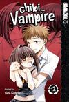 Cover for Chibi Vampire (Tokyopop, 2006 series) #12