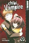 Cover for Chibi Vampire (Tokyopop, 2006 series) #14