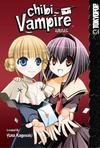 Cover for Chibi Vampire Airmail (Tokyopop, 2010 series) #[nn]