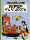 Cover for Johann und Pfiffikus (Carlsen Comics [DE], 1979 series) #6 - Der Baron von Schatzstein