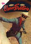 Cover for El Llanero Solitario (Editorial Novaro, 1953 series) #123