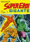 Cover for Raccolta Super-Eroi Gigante (Editoriale Corno, 1984 series) #9