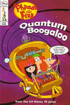 Cover for Phineas and Ferb: Quantum Boogaloo (Disney, 2011 series) #[nn]