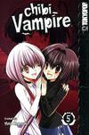 Cover for Chibi Vampire (Tokyopop, 2006 series) #5