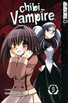 Cover for Chibi Vampire (Tokyopop, 2006 series) #9