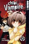 Cover for Chibi Vampire (Tokyopop, 2006 series) #10
