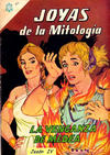 Cover for Joyas de la Mitología (Editorial Novaro, 1962 series) #22