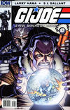 Cover for G.I. Joe: A Real American Hero (IDW, 2010 series) #167 [Cover B]