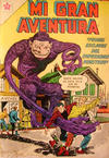 Cover for Mi Gran Aventura (Editorial Novaro, 1960 series) #21
