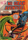 Cover for Mi Gran Aventura (Editorial Novaro, 1960 series) #42