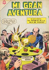 Cover for Mi Gran Aventura (Editorial Novaro, 1960 series) #73