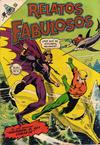 Cover for Relatos Fabulosos (Editorial Novaro, 1959 series) #104