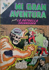 Cover for Mi Gran Aventura (Editorial Novaro, 1960 series) #98