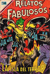 Cover for Relatos Fabulosos (Editorial Novaro, 1959 series) #122