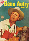 Cover for Gene Autry (Editorial Novaro, 1954 series) #11