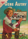 Cover for Gene Autry (Editorial Novaro, 1954 series) #50