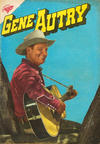 Cover for Gene Autry (Editorial Novaro, 1954 series) #81
