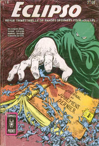 Cover Thumbnail for Eclipso (Arédit-Artima, 1968 series) #18