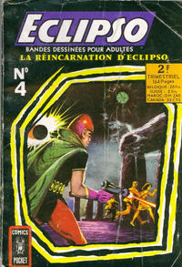 Cover Thumbnail for Eclipso (Arédit-Artima, 1968 series) #4