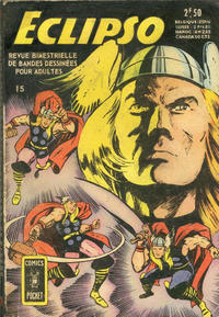 Cover Thumbnail for Eclipso (Arédit-Artima, 1968 series) #15