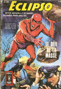 Cover Thumbnail for Eclipso (Arédit-Artima, 1968 series) #19