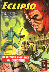 Cover Thumbnail for Eclipso (Arédit-Artima, 1968 series) #11