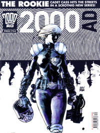 Cover Thumbnail for 2000 AD (Rebellion, 2001 series) #1734