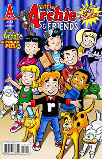 Cover Thumbnail for Archie & Friends (Archie, 1992 series) #154