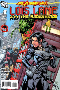Cover Thumbnail for Flashpoint: Lois Lane and the Resistance (DC, 2011 series) #1