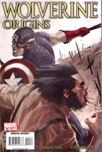 Cover Thumbnail for Wolverine: Origins (Marvel, 2006 series) #20 [Direct Edition]