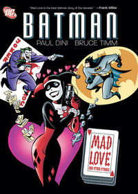Cover Thumbnail for Batman: Mad Love and Other Stories (DC, 2011 series)