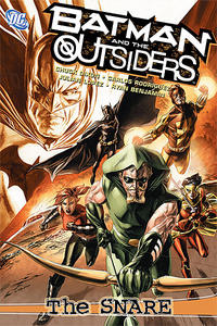 Cover Thumbnail for Batman and the Outsiders: The Snare (DC, 2009 series)