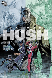 Cover Thumbnail for Batman: Hush (DC, 2009 series)
