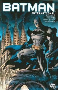 Cover Thumbnail for Batman International (DC, 2010 series)